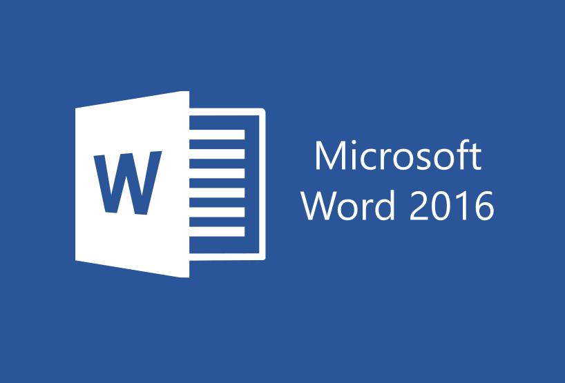 Формирование документов в информационных системах (MS Word 2016)